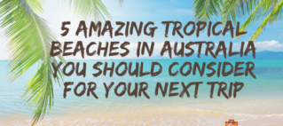 5 Tropical beaches in Australia